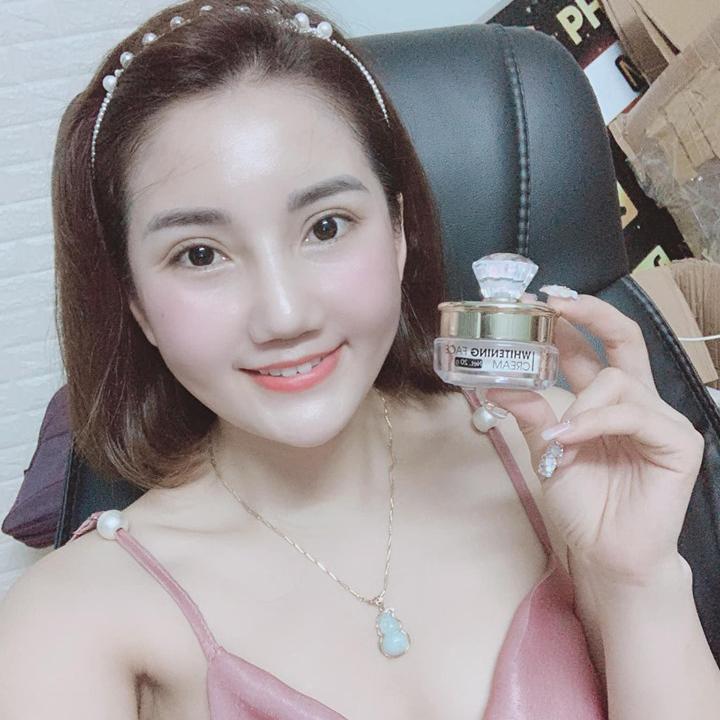 Kem Face dưỡng trắng X5 Q-Lady