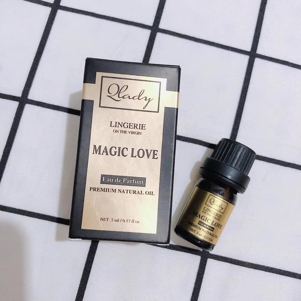 Magic Love Q Lady