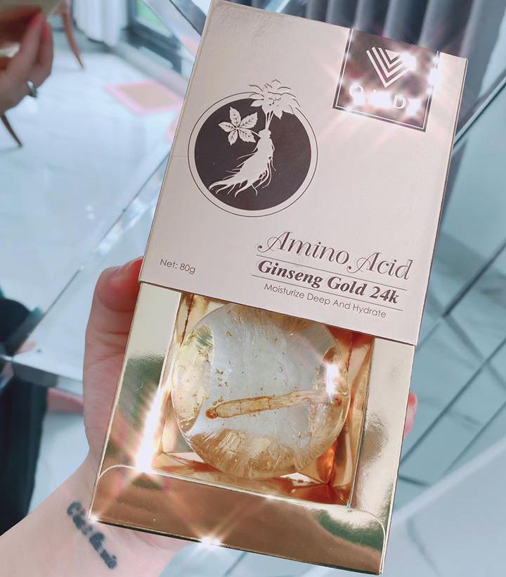 Soap sâm vàng Q-Lady
