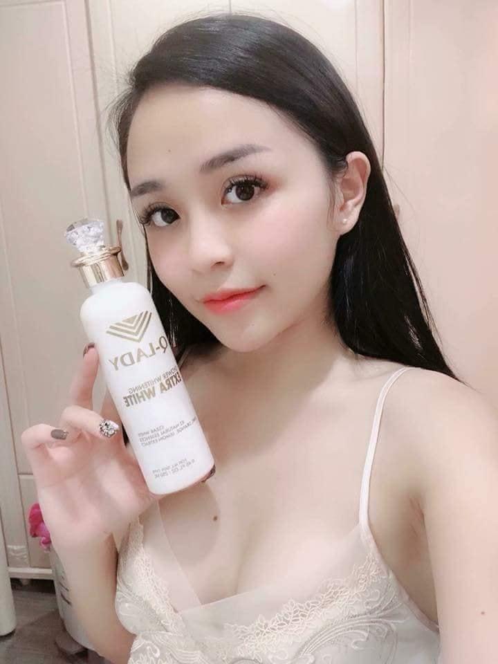 Sữa tắm Q Lady vừa mát - vừa thơm - vừa trắng